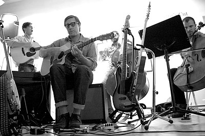 Picture of a band or musician: Balmorhea