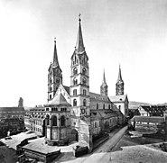Bamberger Dom 1880