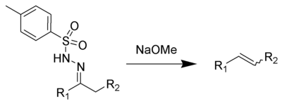 The Bamford-Stevens reaction