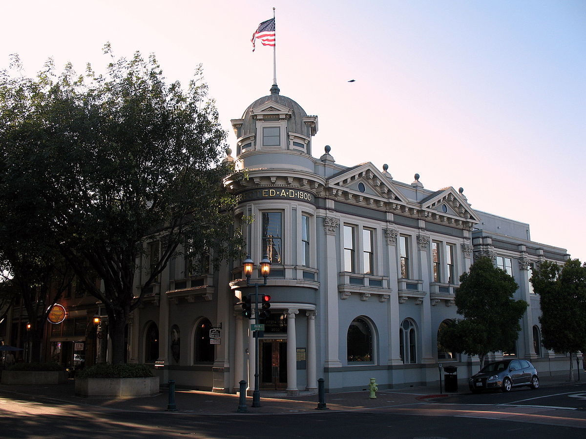 Redwood City Historic Commercial Buildings Wikipedia