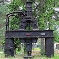 Banning steam hammer 1, Murikka.jpg