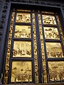 Baptisterium Florence Eastern Gate.JPG