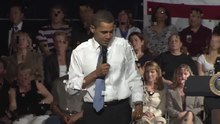 File:Barack Obama Town Hall in Costa Mesa CA on 18 March 2009.webm