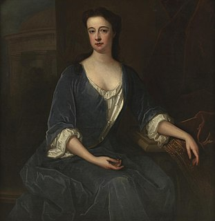 Barbara Herbert, Countess of Pembroke wife of the 8th Earl of Pembroke