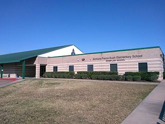 Barbara Bush - Barbara Bush Elementary School in Parkway Villages, Houston