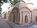 Bardhaman 108 shiv mandir , a series of 108 temples - panoramio.jpg