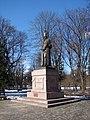 Barklajs de Tolli 1761-1818 (1913 postaments, 2002 statuja, A.Murzins, I.Korņejevs, D.Gočijajevs), Esplanāde, Rīga - panoramio.jpg