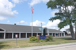 Barrington High School (Rhode Island) Public high school in Barrington, Rhode Island, United States