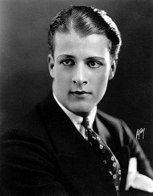 Barry Norton - Norton in 1927