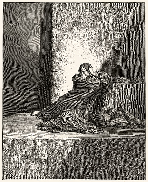 An image of Baruch from Gustave Dore's illustrations for La Grande Bible de Tours. Baruch.jpg