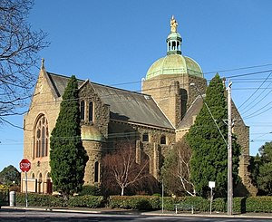 Our Lady of Victories Basilica, Camberwell - Our Lady of Victories Basilica