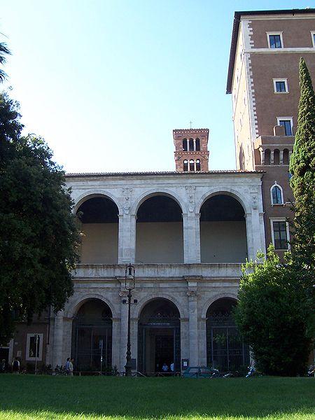 File:Basilica di San Marco (Roma) - facciata.jpg