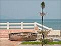 Bateau panier sur le bord de mer (Da Nang).jpg