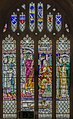 Bath Abbey, King Edgar window (21718997320).jpg