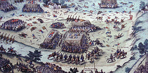 Battle of Moncontour - Image: Battle of Moncontour 1569