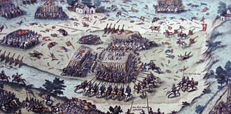 Battle of Moncontour - Battle of Moncontour, 1569.