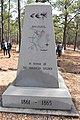 Battle of Monroe's Crossroads Battlefield Historical Marker side 3.jpg