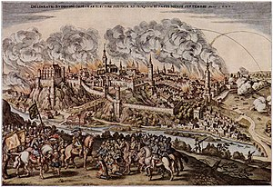 The General Crisis - The Thirty Years' War devastated much of Europe 1618–48 and was one of the many political upheavals during the General Crisis.