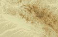 Bayerischer Wald (Relief) - Deutsche Mittelgebirge, Serie A-de.png