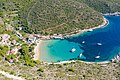 Beach Porat on the island of Bisevo in Croatia (48608622011).jpg