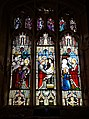 Beauchamp Roding - St Botolph's Church - Essex England - chancel Gothic Revival southeast window.jpg