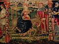 Beaune, Collégiale Notre-Dame, Tapisseries de la Vierge 015.JPG