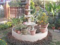 "Beautiful Fountain View at ""Muskaan"" A-9 Amaltas Colony,Gwalior - panoramio (10).jpg"