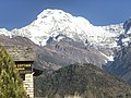 Beautiful mountain in ghandruk nepal.jpg