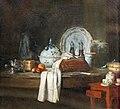 Beaux-Arts de Carcassonne - La table d'office ou Les apprêts d'un déjeuner 1756 - Jean-Siméon Chardin - Joconde04400000593.jpg