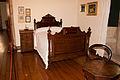 Bedroom in the Rosalía de Castro Museum in Iria Flavia, Padrón, Galicia, Spain.jpg