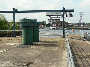 Beeston Hydro - Beeston Hydro on the River Trent
