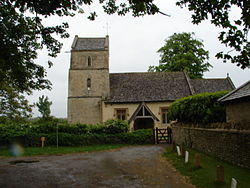 St Michaels's Church, Begbroke
