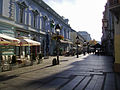 Belgrade. Morning sun at Kneza Mihaila Street.jpg