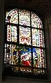 Bellersen - Kirche - Fenster - Geburt des hl. Meinulphus.jpg