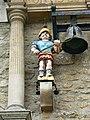 Bellringer 1, Carfax Tower, Queen Street, Oxford - geograph.org.uk - 2358721.jpg