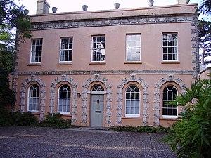 John Fowles - Belmont – Fowles's home in Lyme Regis
