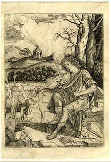 Benedetto Montagna Wikipedia