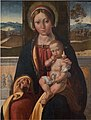 Benvenuto Tisi da Garofalo - The Virgin and Child - KMS4194 - Statens Museum for Kunst.jpg