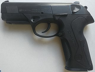 Beretta Px4 Storm type of semi-automatic pistol