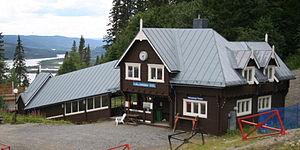 Åre Bergbana - Fjällgården station