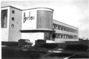 Berlei - Berlei UK factory at Slough