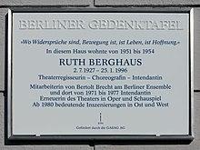 Berliner Gedenktafel am Haus, Breite Straße 7, in Berlin-Pankow (Quelle: Wikimedia)