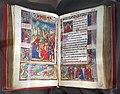Bernardino stagnino, libro d'ore, settembre (natività di maria), venezia 26 settembre 1507.JPG