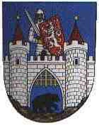 Sergiyev Posad - Image: Beroun znak