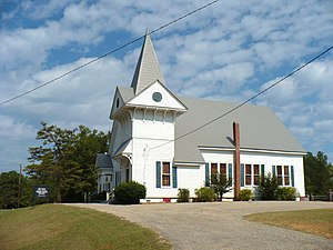 Associate Reformed Presbyterian Church - Bethel ARP Church in Oak Hill, Alabama