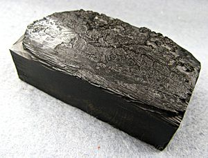 Thomas Bewick - One of Bewick's wood blocks