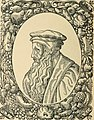Beza's Icones, contemporary portraits of reformers of religion and letters; being facsimile reproductions of the portraits in Beza's Icones (1580) and in Goulard's edition (1581) (1906) (14786477793).jpg