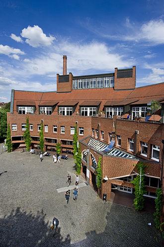 University of Kassel - Central Library of Kassel University