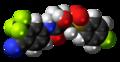Bicalutamide 3D spacefill.png