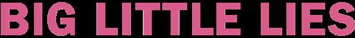 Big Little Lies Logo